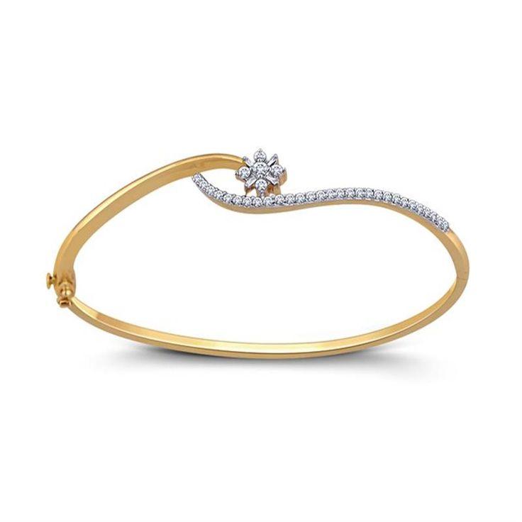 Fantasy Diamond Bracelet