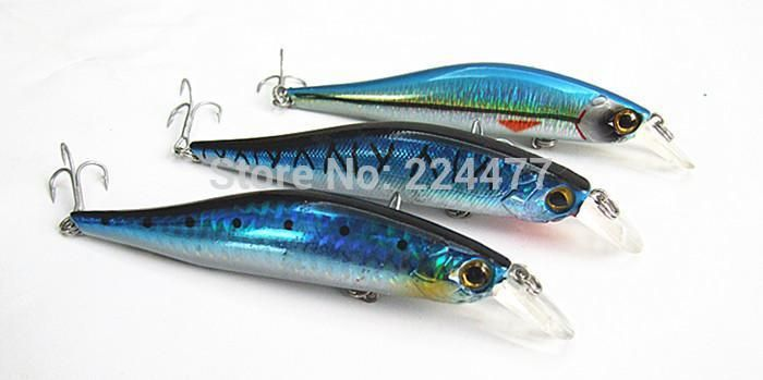 9.5cm 13g Suspending type Minnow Lure Fishing Lures Fishing Tackle Artificial Lure Casting Bait Sea or River Fishing