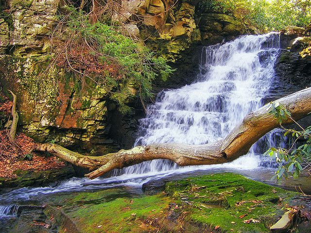 They're waiting for you to go find them. 20 waterfalls in PA - I want to do them all! :)
