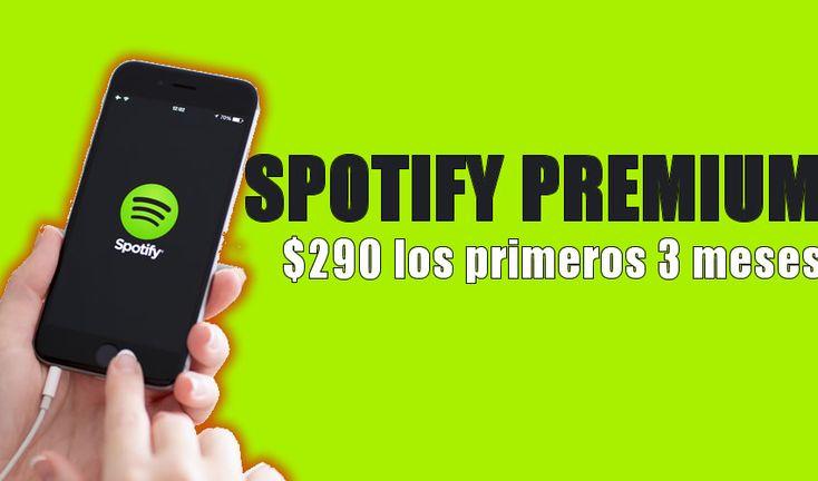 Para todos los usuarios chilenos, está disponible Spotify Premium a solo 290 pesos al mes por los primeros tres meses de contrato.