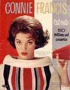 Here is a Connie Francis Paper Doll and outfits