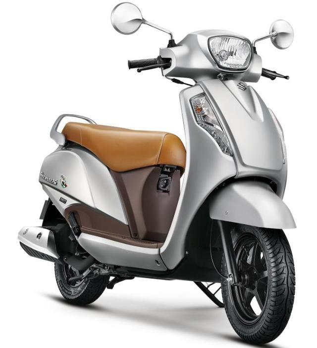Suzuki Access 125 Gets Combi Braking System To Take On Honda