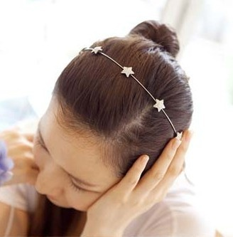 Free Shipping European Fashion Lovely Great Gift Star Shaped Hairpin Hot Sale | eBay