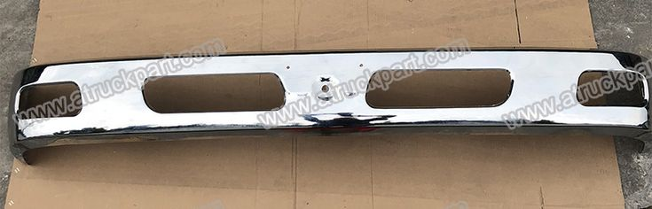 Chrome Front Bumper For Fuso Canter 2006 Truckparts More Items For Truckaccessories Front Panel Bumper Grille Truck Accessories Truck Parts Toyota Trucks