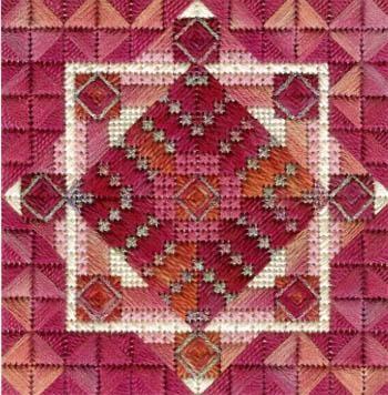 Color Delights - Magenta by Needle Delights