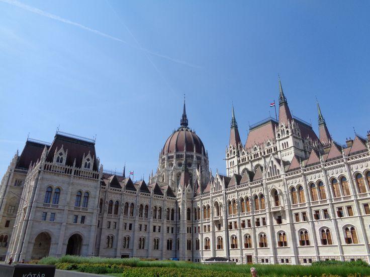 Az Országház Budapest, Magyarország