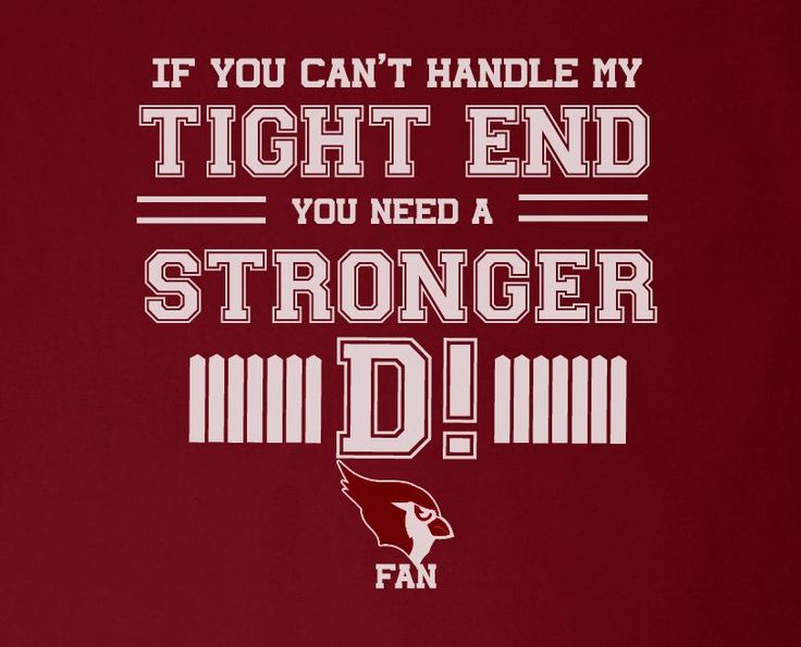 Maroon If can't handle tight end you need stronger D Defense St Louis Cardinals Tee Tshirt T-Shirt