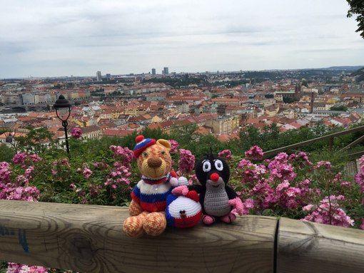 Прага, Петршин холм