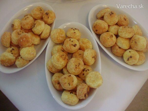 Rýchle syrové pagáčiky - Recept