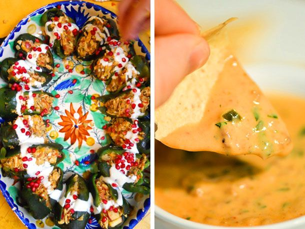 Difference between Tex-Mex and Mexican food - article from Serious Eats.