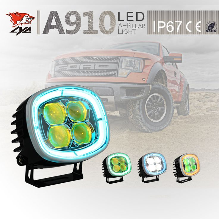 LYC Rack Lights For Jeep Auto Led Lights Canada Led Products Cars How Much Does A Car Headlight Cost One Set Price Here 2500LM