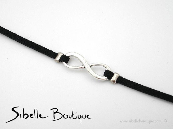 Bracelet infini (B21)