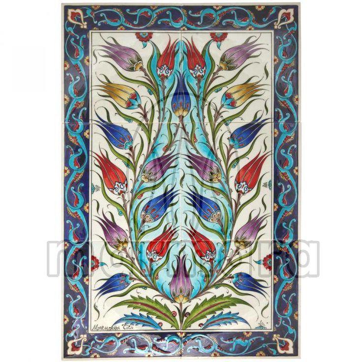 Lovely Turkish tile, from Marmara Pazarlama