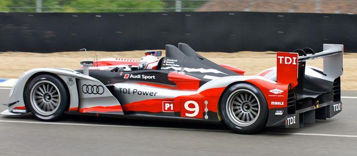 Spark 2010 Audi R15 TDI   No.9, Winner 2010 Le Mans