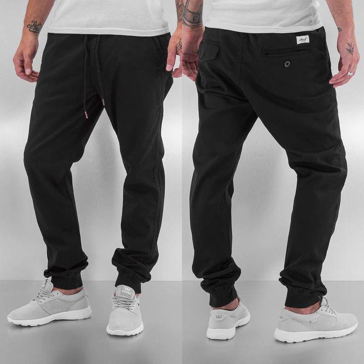 Reell Jeans Спортивные брюки черный
