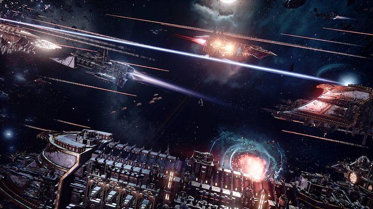 battlefleet gothic armada theme background images - battlefleet gothic armada category