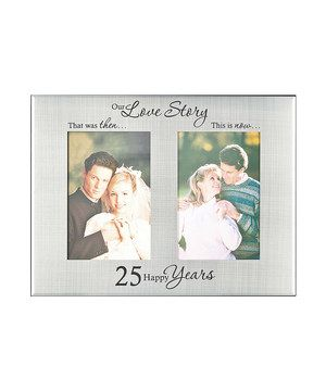 Ganz 25th Anniversary Then Amp Now Frame Ps Frames And