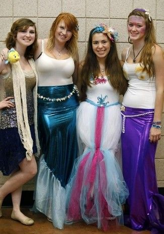 Students dress up for Under the Sea day during homecoming week at Valley  High School. 14 best Homecoming images on Pinterest
