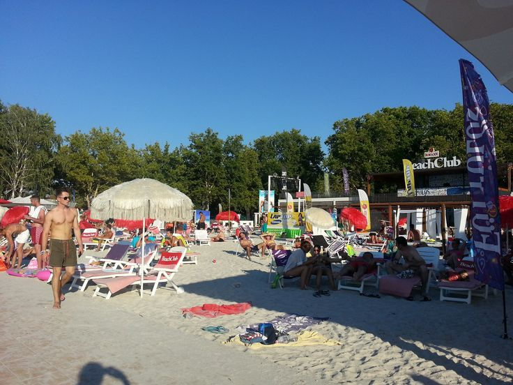 Beach Club/Siófok