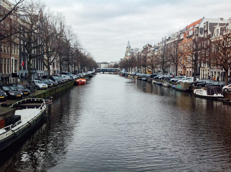 Amsterdam for a weekend