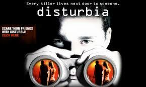 The title of the thriller can suggest weakness within the protaganist. A clear example of this comes from the thriller titled 'Disturbia' which clearly suggests the idea of mental distubance.