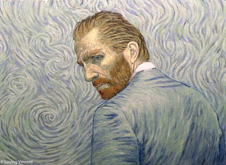Filmmakers release the full trailer for much-anticipated Vincent van Gogh biopic, and launch a competition for a painting.