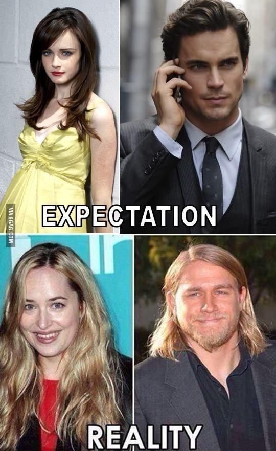 Fifty Shades of Grey Cast... WTF