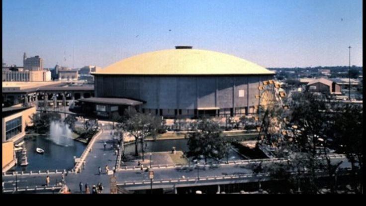 Hemisphere Arena In San Antonio Torn Down Places