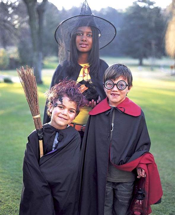 5 sjove Halloween-lege og aktiviteter for børn