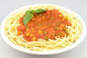 Gemüse-Bolognese | Cateringgerichte für Kinder