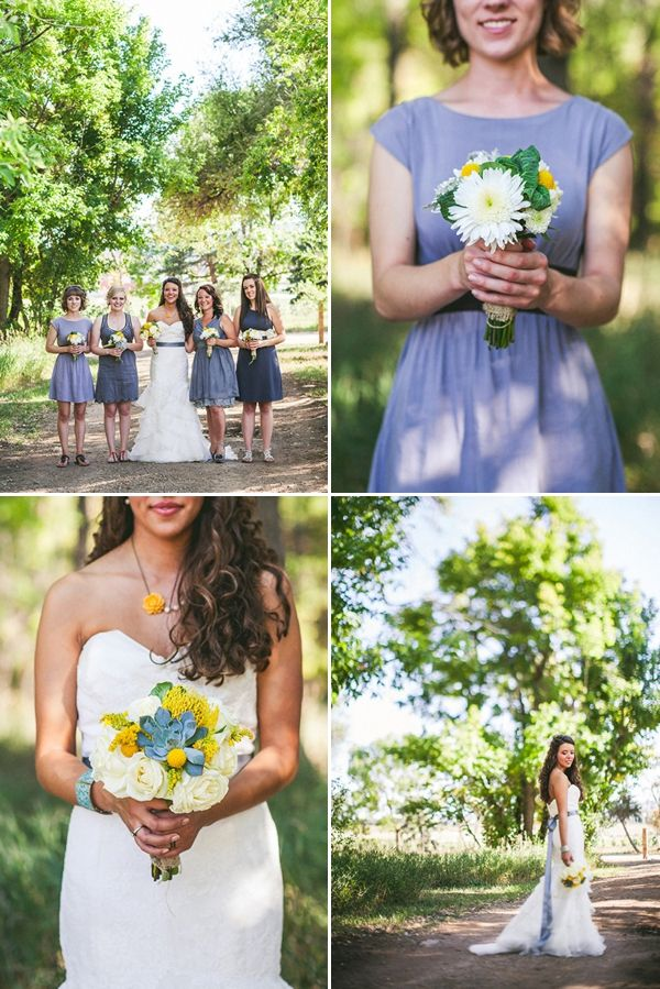 purple wedding - DIY wedding - Colorado wedding - on COUTUREcolorado