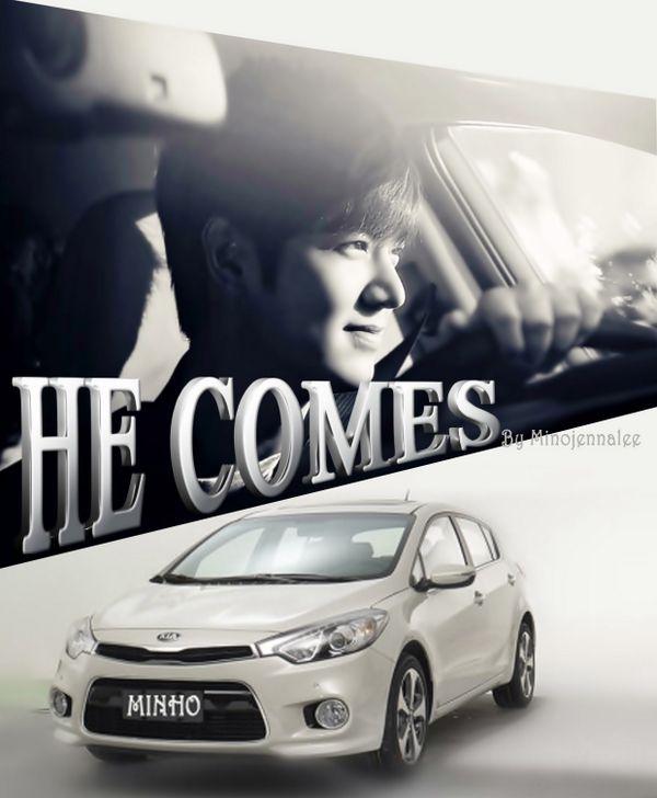Lee Min Ho for KIA