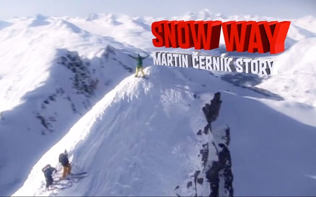 Martin Cernik & 20 years of his Snow Way. Tonight for the first time in Prague.