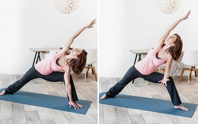 Drømmer du om at komme i form, men har du svært ved at finde tiden? Så er der gode nyheder. 15 minutters yoga om dagen gør underværker, siger yogatræner Sisse Siegumfeldt.