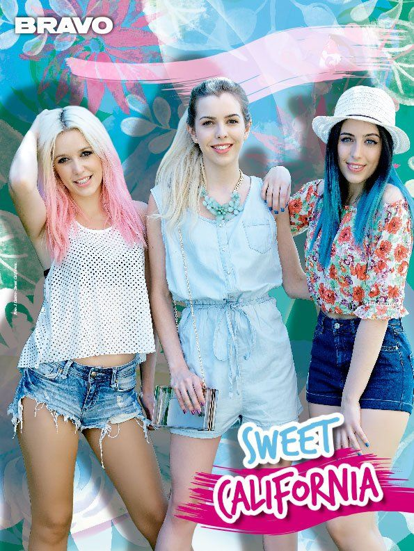 Póster: Sweet California (07)