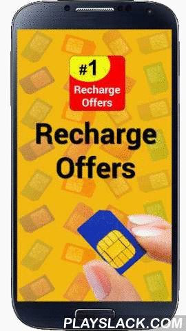 Recharge Plans & Offers  Android App - playslack.com , Do you want to get best benefit on prepaid mobile recharge please visit once.Don't waste your time by searching Prepaid Recharge Plans, Packs and Offers on the Web. Find the Most suitable recharge product / price for your exact need.Browse through the common benefit categories - Topup, SMS, Data (GPRS / 2G and 3G), Local, STD, ISD.You can find details about Topup Vouchers, Special Tariff Vouchers (STV), Combo Vouchers and Full Talk…