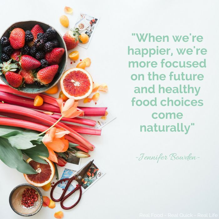 The more hassles we face in life the more likely we are to make unhealthy snack choices. So if we want so snack all good and healthy (like a Gwyneth Paltrow clone) we need to sort out those hassles and how we handle them... then the good food choices will flow more easily.