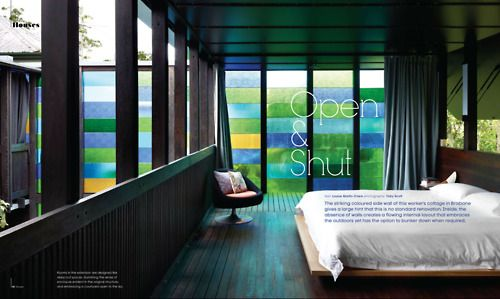 Raven Street for James Russell Architect & Green Magazine