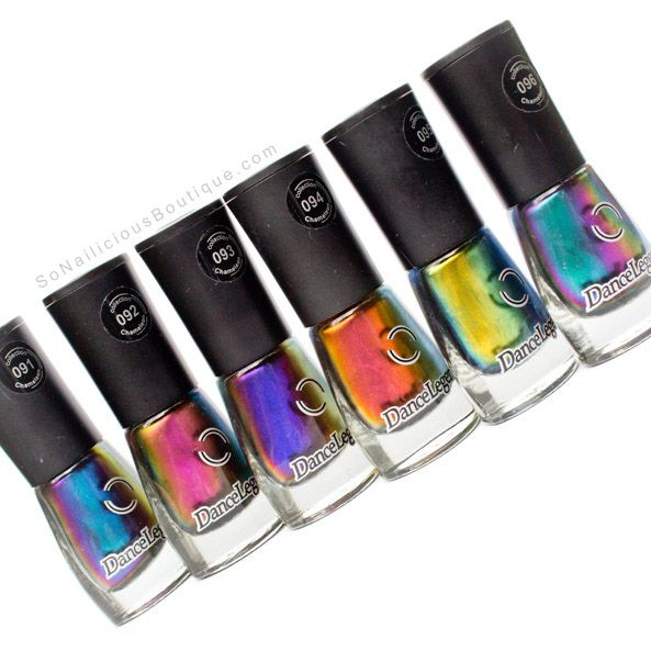 Dance Legend Chameleon Collection - just in!!! http://www.sonailiciousboutique.com/category/nail-polish