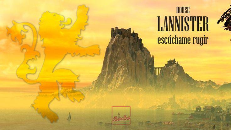 House Lannister    La Casa Lannister de Casterly Rock es una de las Grandes Casas de Westeros yuna de lasfamilias más ricas y poderosas en...