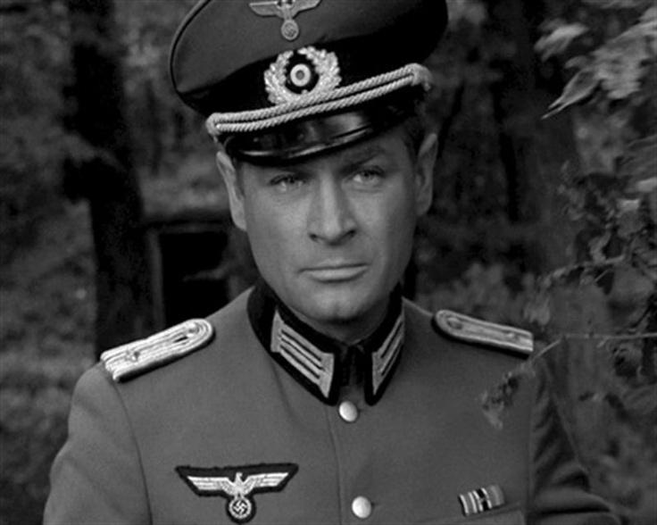 Hans Kloss- Stanislaw Mikulski- jego jedna z pamietnych rol filmowych