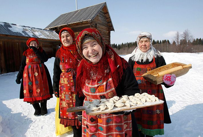 Buranovskiye Babushki: Russia's Eurovision song contest representatives - in pictures    Buranovskiye Babushki, a group of women ranging in age from 43 to 86 who sing traditional songs and pop classics, have been voted by popular demand to represent Russia in the forthcoming Eurovision song contest