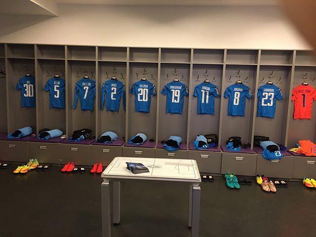 Tutto pronto #forzanapolisempre #championsleague #sscnapoli #ucl #DinamoKievNapoli