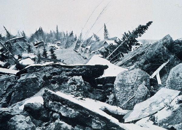 Descubren el misterio de los grandes terremotos en EU