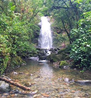 The Lost Waterfalls, Boquete, Panama