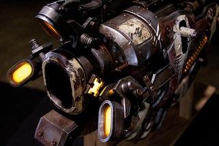 Digger Launcher (Gear of War 3) por Ryan Palser.