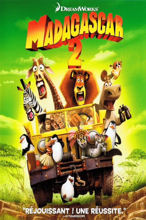 Madagascar: Escape 2 Africa Full Movie Online 2008
