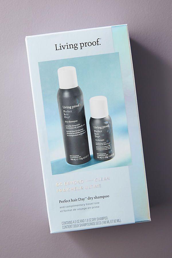Living Proof Go Beyond Clean Dry Shampoo Set Dry Shampoo Shampoo Perfect Hair Day