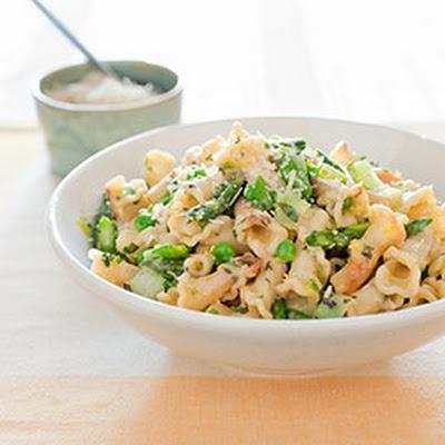 Spring Vegetable Pasta | Fooood. | Pinterest