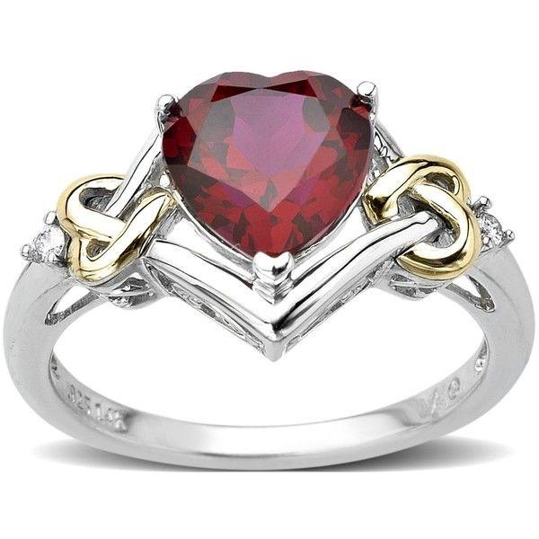 Rubin ringe kaufen